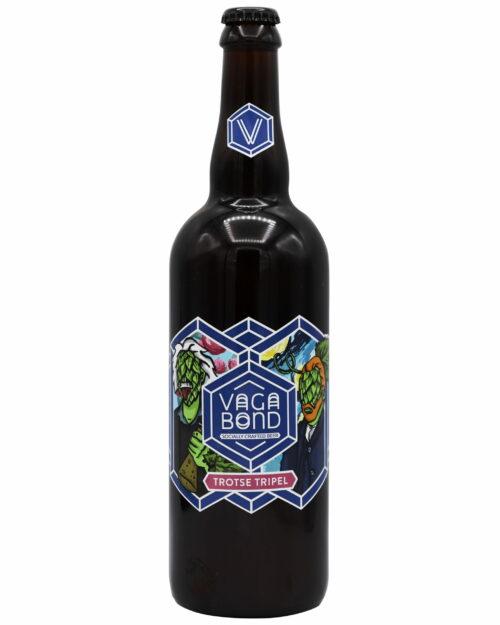 Vagabond Trotse Tripel - 75cl fles