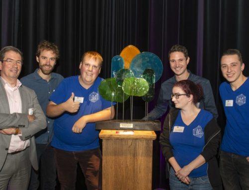 Rabauw wint Gouden Gift van ORO