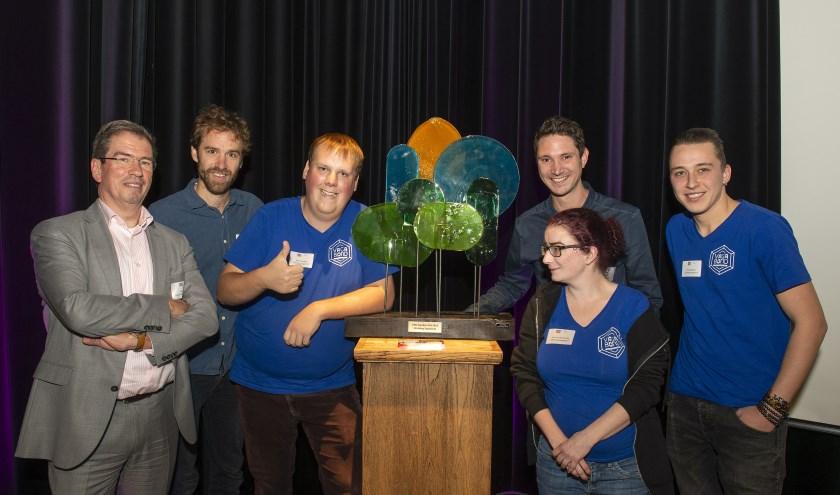 Rabauw wint Gouden Gift