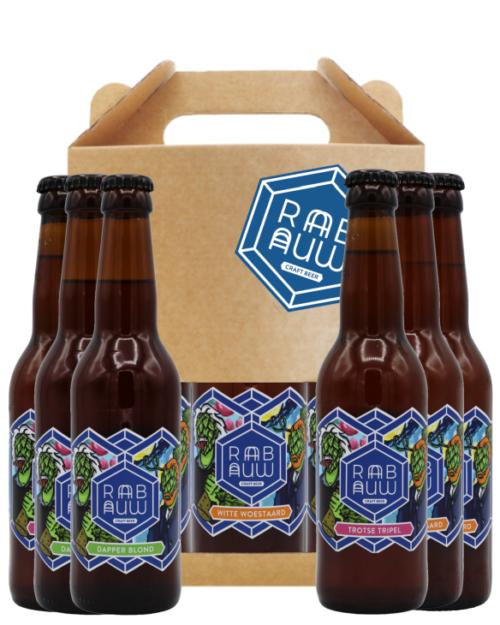 Rabauw bierpakket groot