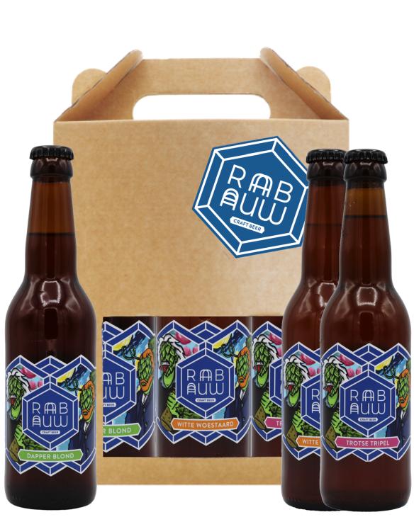 Rabauw bierpakket klein