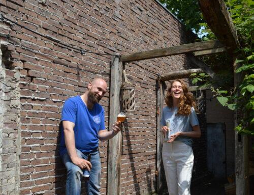 Mooie woorden, mooie bieren. Een samenwerking met Lees.Lynn